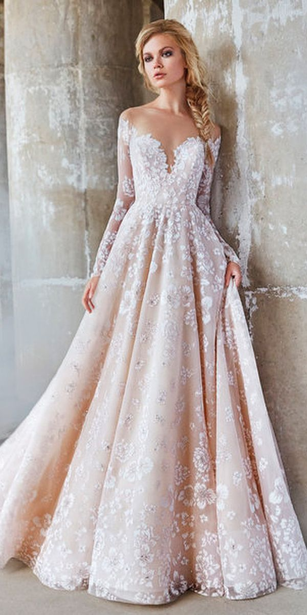 6acf598a97a70 27 Magnificent Hayley Paige Wedding Dresses ❤ hayley paige wedding dresses  2018 a line blush sweetheart