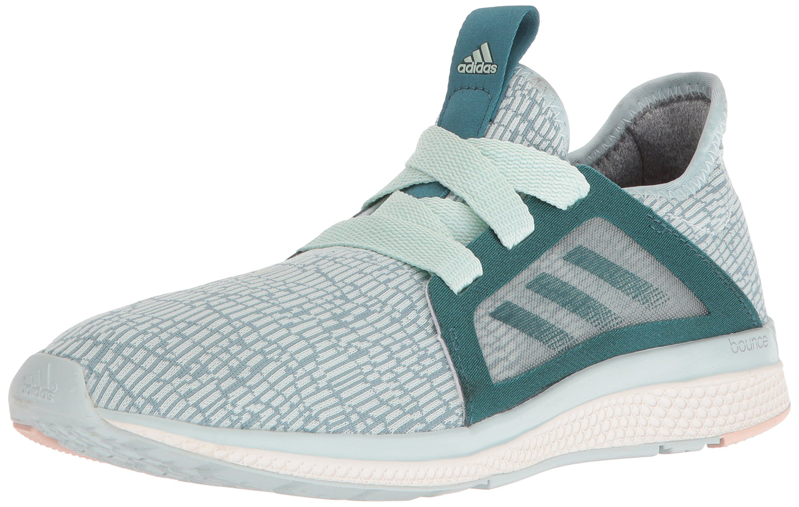adidas Performance Women's Edge Lux W Running Shoe, Vapour Green/Tech Green/Vapour  Steel Fabric, 9.5 M US. BOUNCE provides energised comfort for all sports,  ...