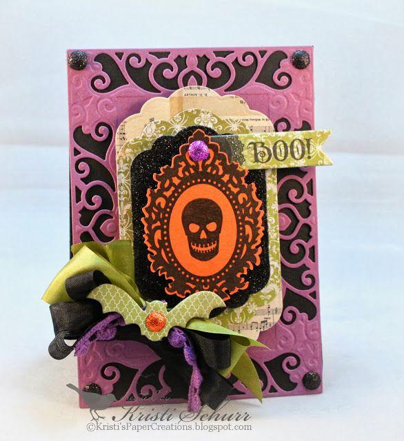 Kristi's Paper Creations: Halloween