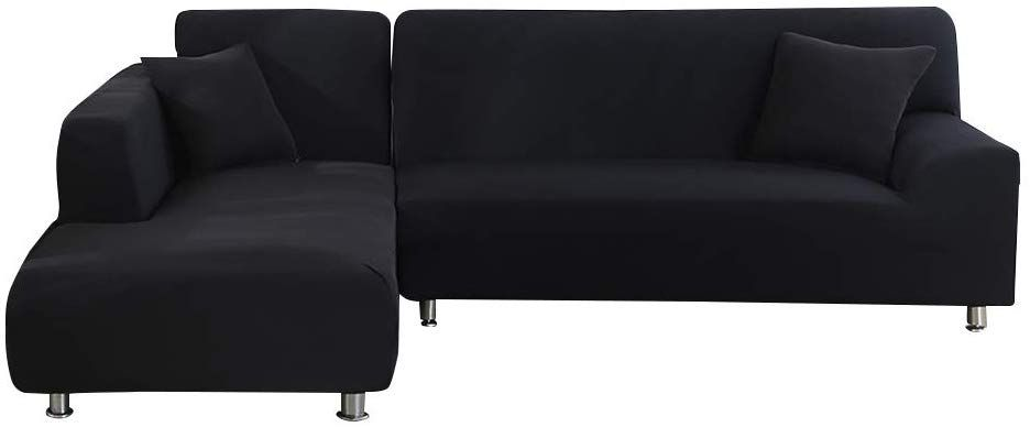 Beacon pet sofa covers for l shape 2pcs polyester fabric