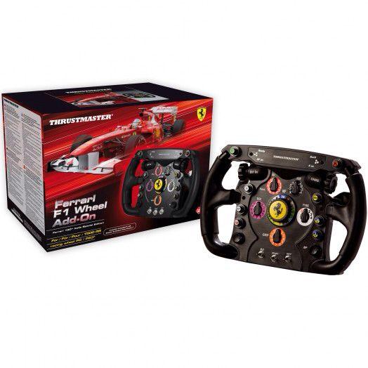 Ferrari F1 Wheel Add-On PS3