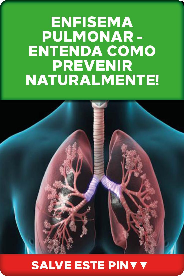 Como se cura enfisema pulmonar