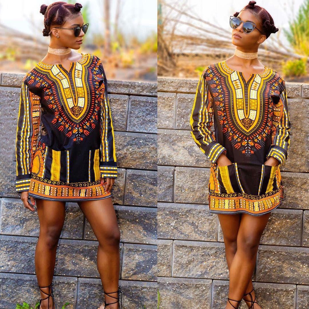 vestido curto dashiki africano manga longa frete gratis https