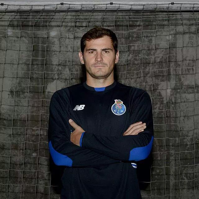 separation shoes 3973c 2a12d Iker Casillas at FC Porto | Iker Casillas | Iker casillas ...