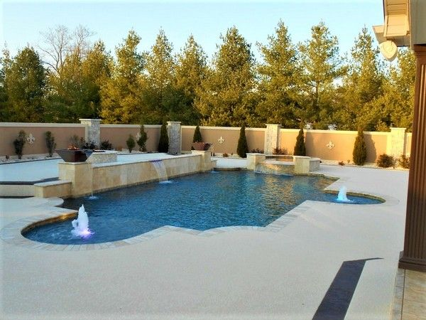 Better Than A Kool Decking A Spray Knockdown Finish Can Turn Any Sun Soaked Pool Deck Into A Cool And Comfortable Surfac Pool Decks Deck Resurfacing Cool Deck