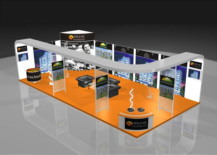 Exhibition Stall Ideas : Ideas to make an exhibition stall design unique and