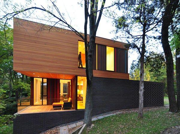 Exceptional Beautiful #modern #house   Credit: John J. Macaulay Gallery