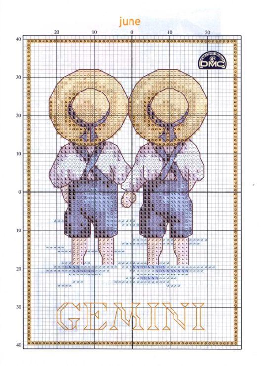 Gallery.ru / Foto # 42 - De wereld van cross stitching 105 december 2005 - tymannost