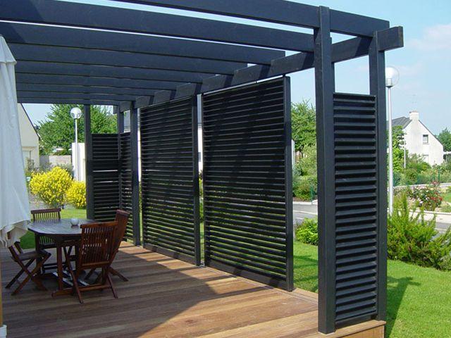 Some original ideas to furnish your patio  Cutestshow.com #pergolapatio