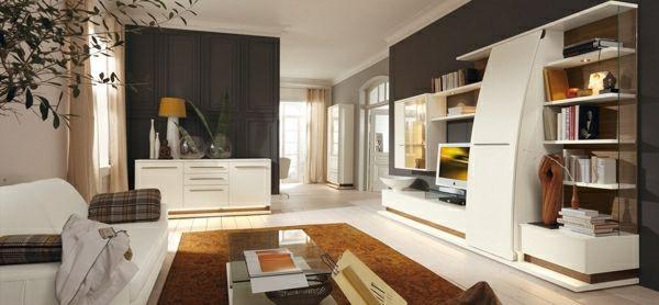 designer deko für wohnung Praktische Wohnzimmer-Design für das