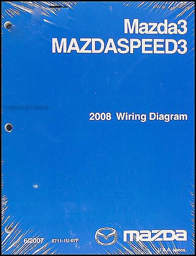 2007 mazda3 mazdaspeed3 wiring diagram book vida pinterest 2007 mazda3 mazdaspeed3 wiring diagram book cheapraybanclubmaster Image collections
