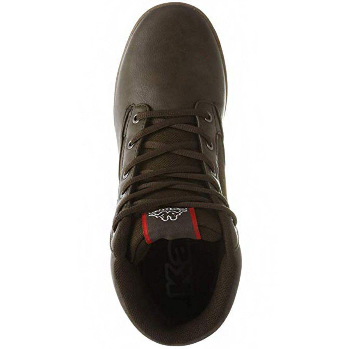 Buty Zimowe Kappa Bonfire M 242777 5050 Brazowe Winter Shoes Sport Shoes Men Shoes