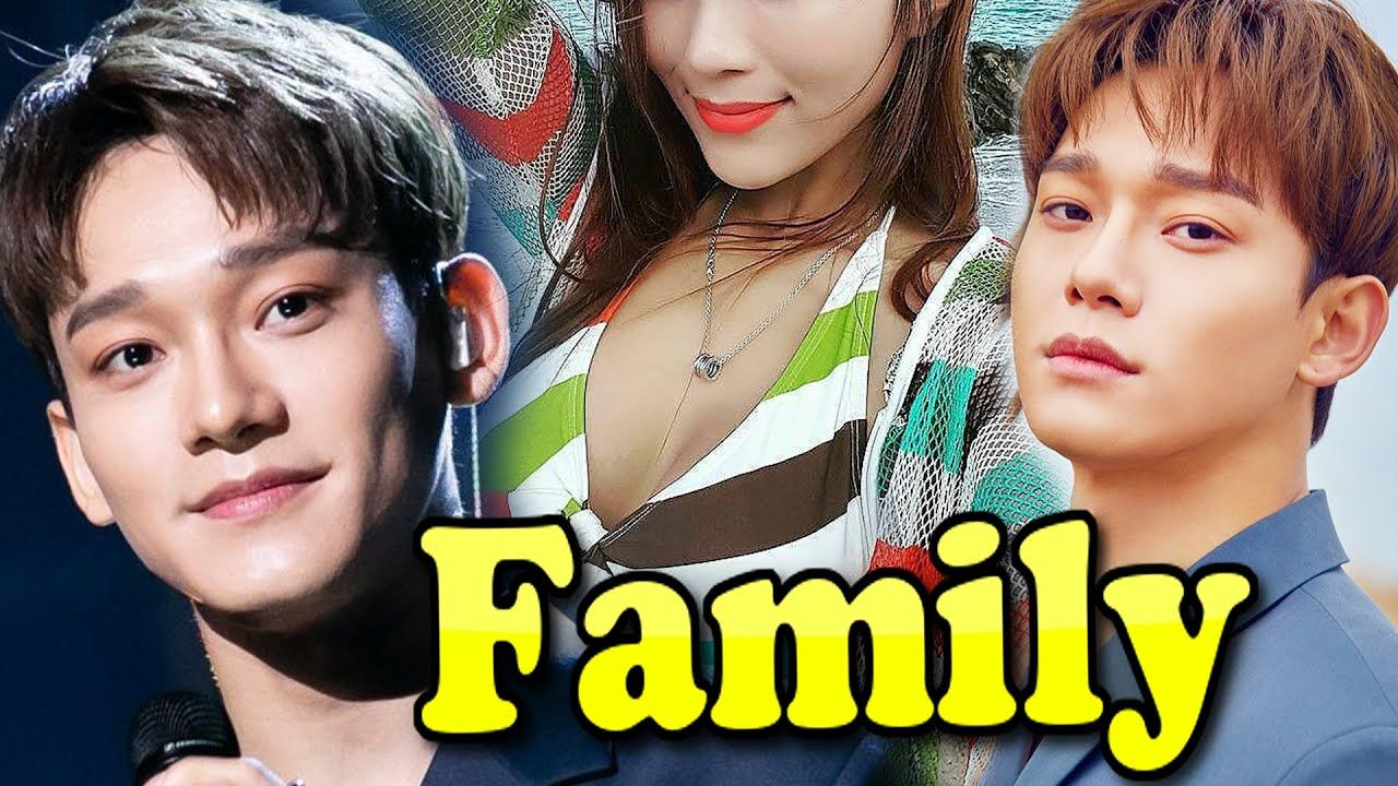 EXO'S Chen Family With Parents,Girlfriend and Wife 2020 in