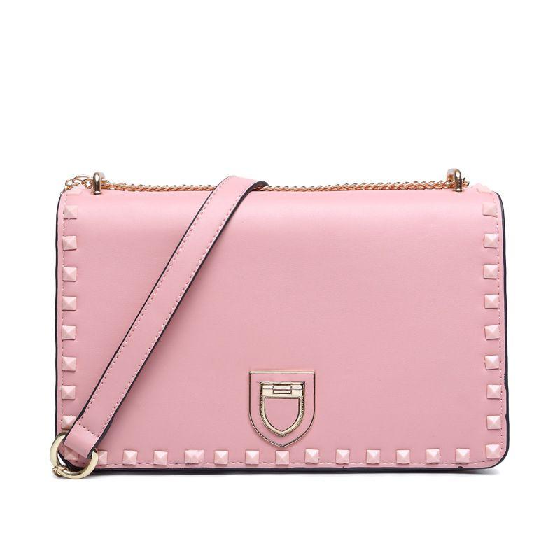 $36.27 (Buy here: https://alitems.com/g/1e8d114494ebda23ff8b16525dc3e8/?i=5&ulp=https%3A%2F%2Fwww.aliexpress.com%2Fitem%2FNew-2016-Women-Bag-Fashion-Women-Messenger-Bags-Rivet-Chain-Shoulder-Bag-High-Quality-PU-Leather%2F32651080201.html ) New 2016 Women Bag Fashion Women Messenger Bags Rivet Chain Shoulder Bag High Quality PU Leather Crossbody Heart Lock bags for just $36.27