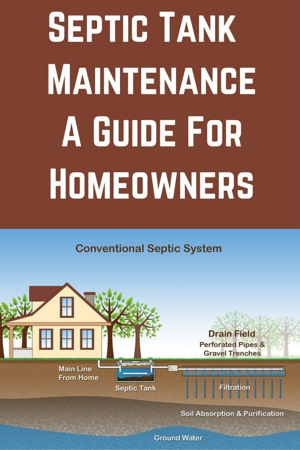 Septic Tank Maintenance  A Guide For Homeowners  Septic
