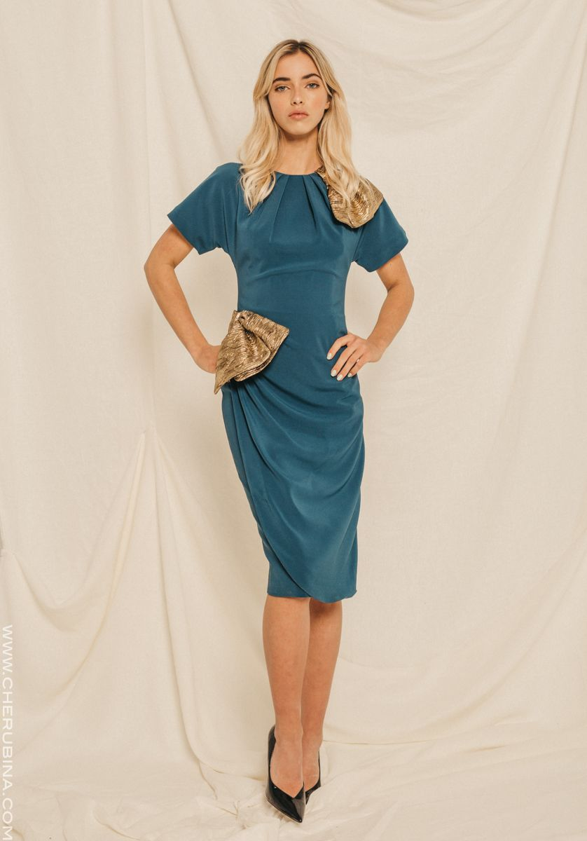 0c3e0c9804 Super elegant dress to be the perfect guest available at cherubina.com   winsi