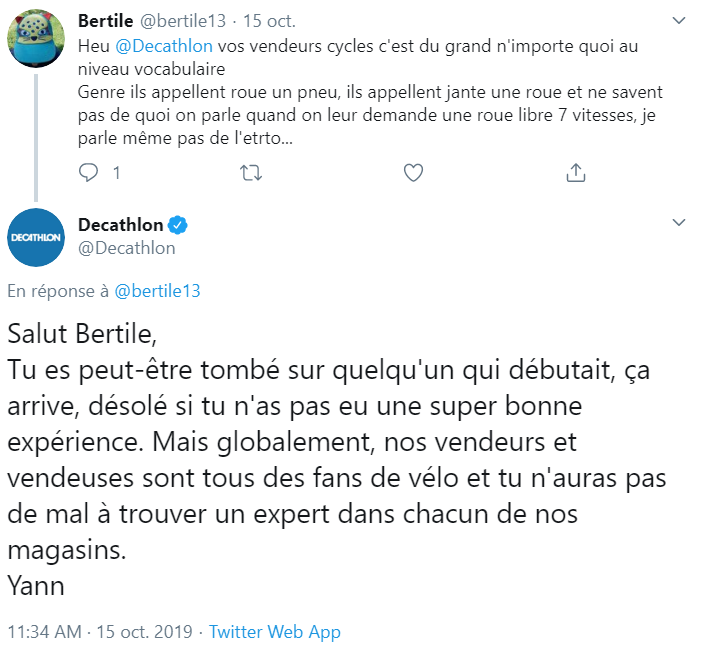 Decathlon On Decathlon Vocabulaire Relation
