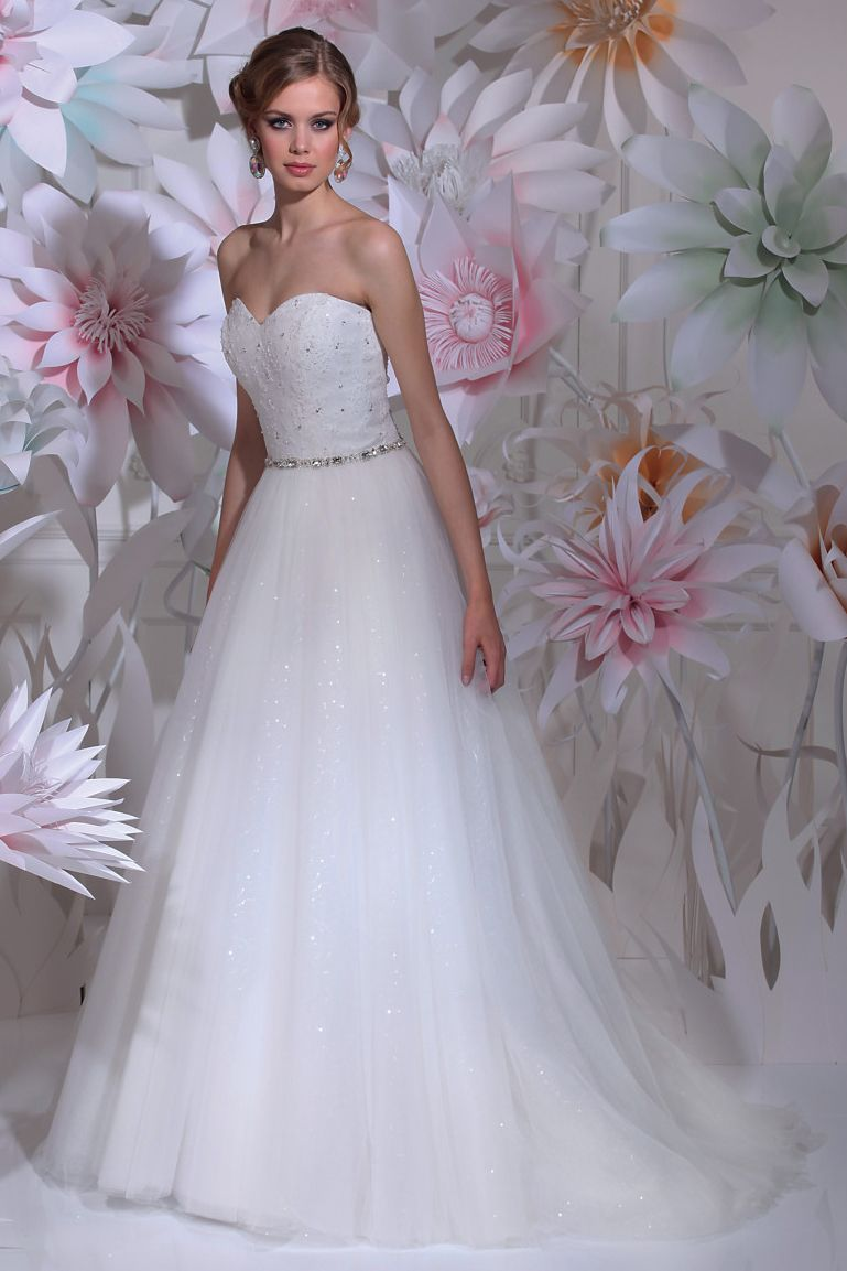 Isabel de Mestre - New York Kollektion 2016: Brautkleid \