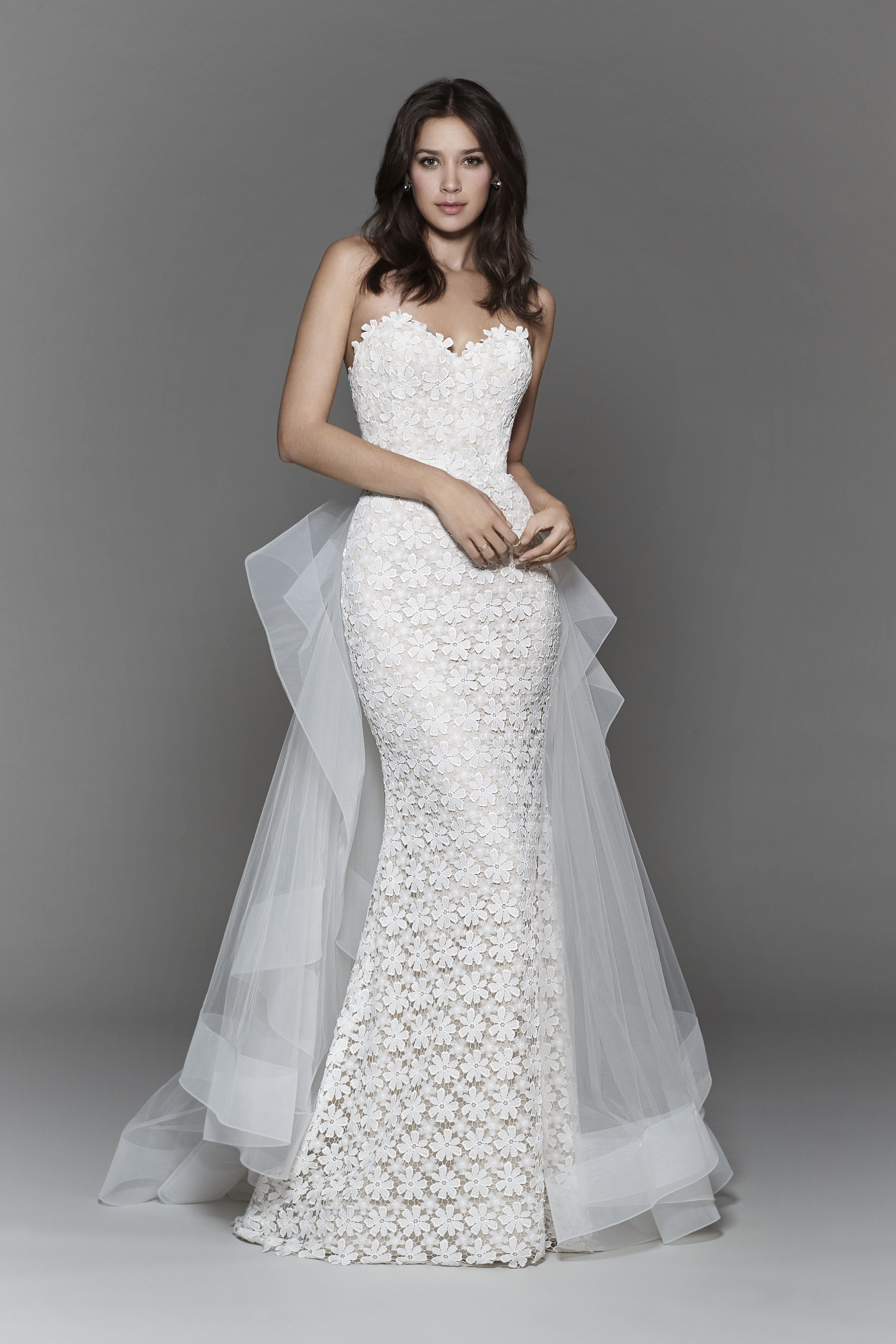 Bridal Gowns, Wedding Dresses by Tara Keely Style 2701 - Ivory ...