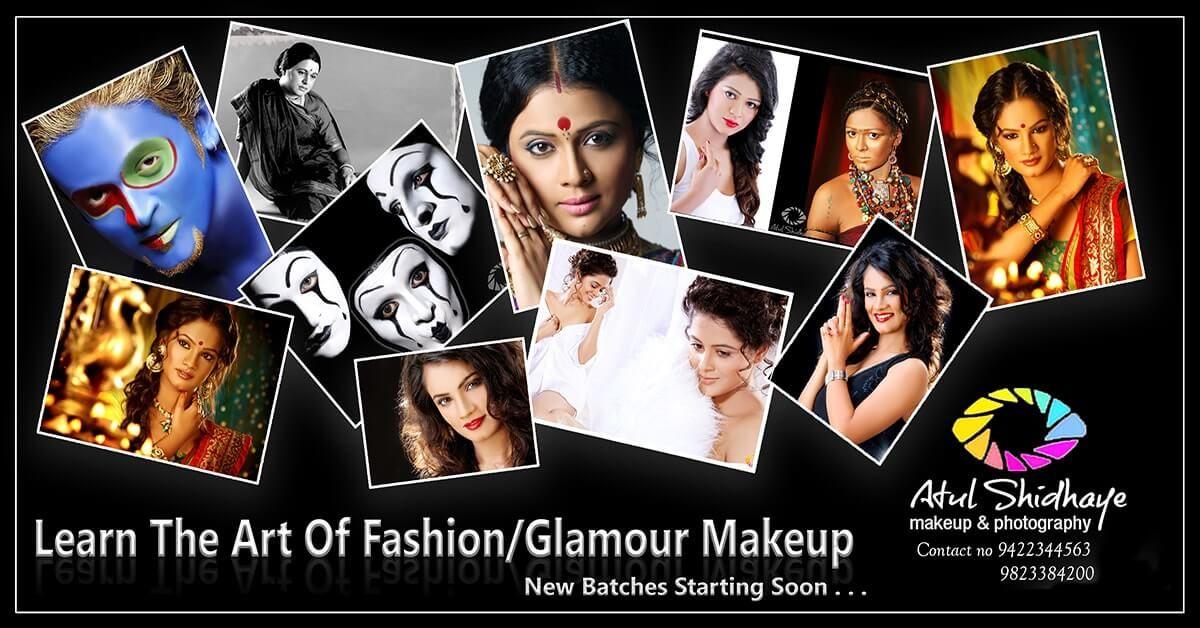 Makeup Courses in Pune Makeup course, Makeup photography