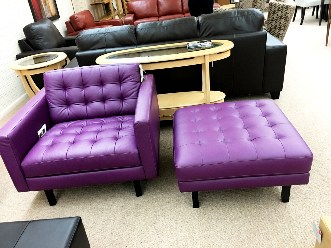 Add A Little Pop Of Purple To Your Living Room Ellis Brothers Living Room Set Living Room Sets Home Furnishings Room Set