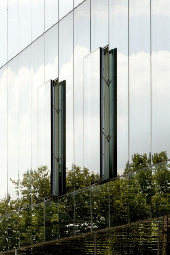 Regiocentrale Zuid / Wiel Arets Architects