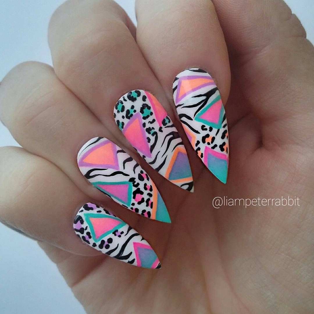 1,286 Likes, 29 Comments - Liam Peter Taylor-Nail Artist ...