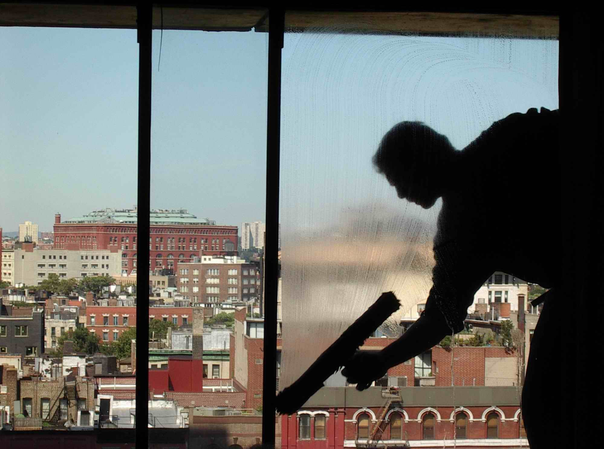 Window Cleaners Provide Many Other Services Other Than Just