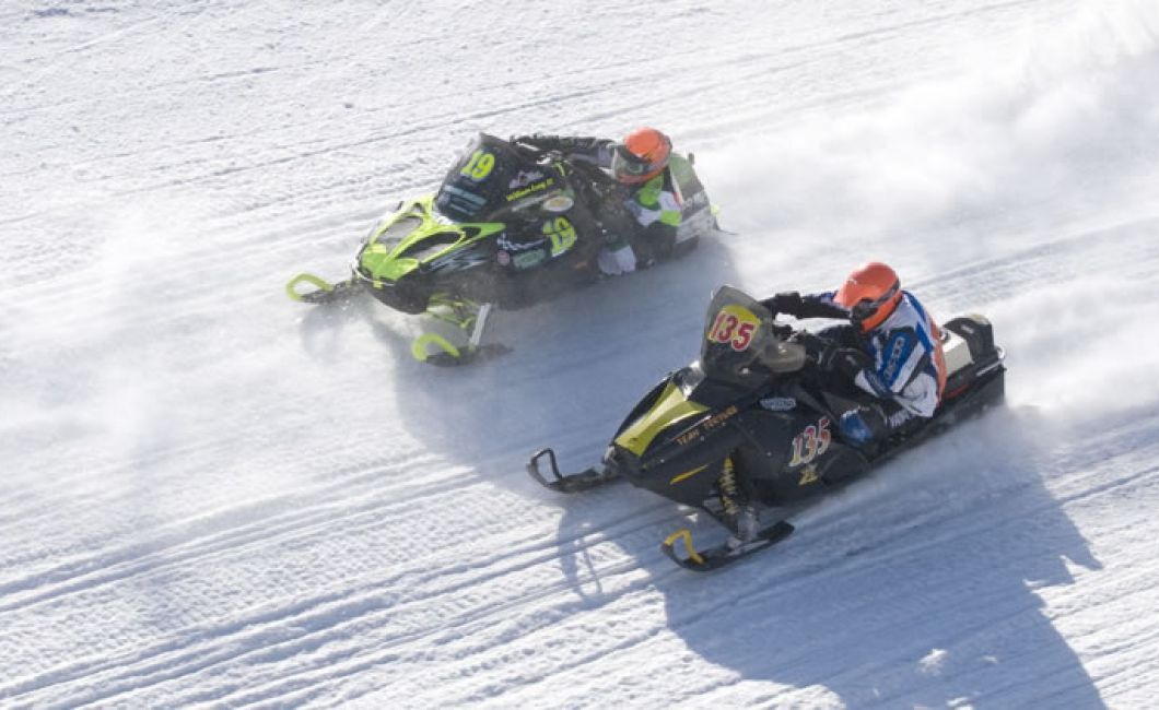 I500 snowmobile race, Sault Ste Marie Annual Events in