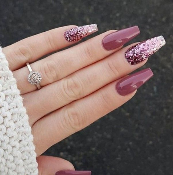 70+ Best Chosen Acrylic Coffin Nails Inspirational Design For Prom And Party - Diaror Diary