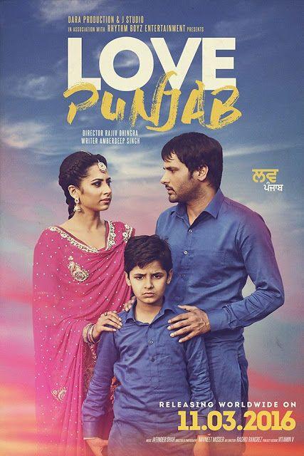 Love Punjab 2016 Download Punjabi Movies