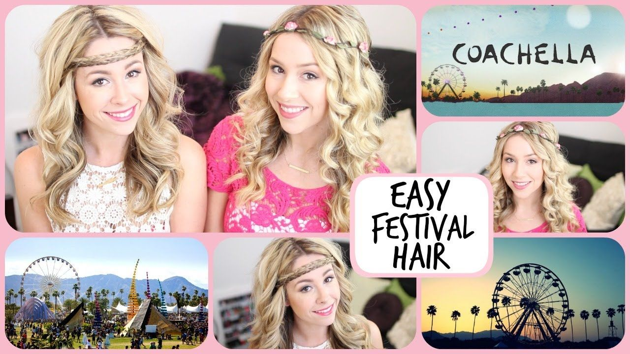 Easy festivalboho hairstyles eleventhgorgeous hair beauty and