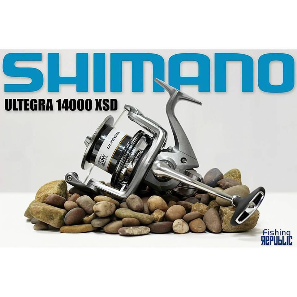 Shimano Ultegra 14000 Xsd Head Over To The Website Or Pop Into One Of Our Stores To Find Out More Fishingrepublic S Fish Fishing Life Fishing Tackle Shop