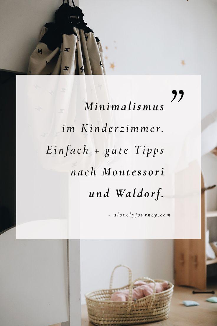 Minimalismus Mit Familie: Kinderzimmer Einfach, Nachhaltig Und Praktisch  Einrichten U2014 | Babyzimmer Schwangerschaft | Pinterest