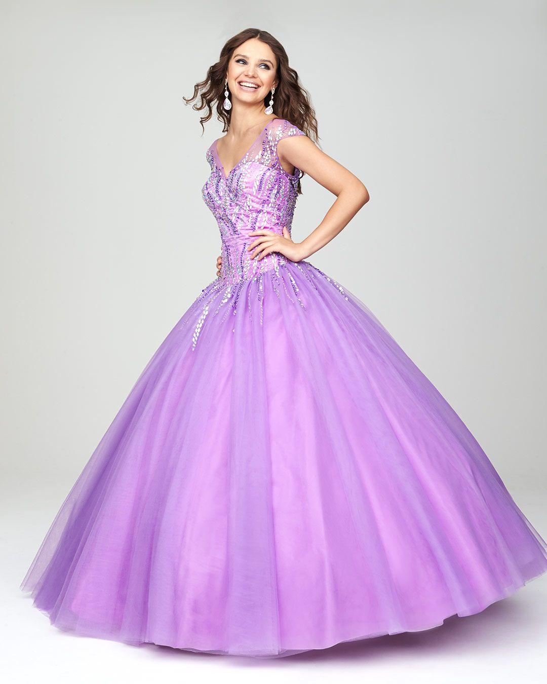 Allure Bridals: Style: Q454