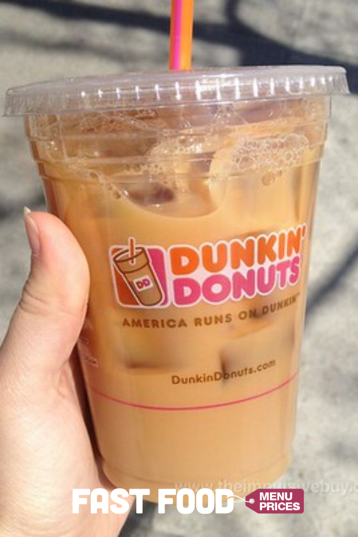 Toasted French Vanilla Iced Coffee Dunkin Secret Menu Item How To Ord In 2020 Dunkin Donuts Iced Coffee Recipe Dunkin Donuts Iced Coffee Dunkin Donuts Coffee Drinks