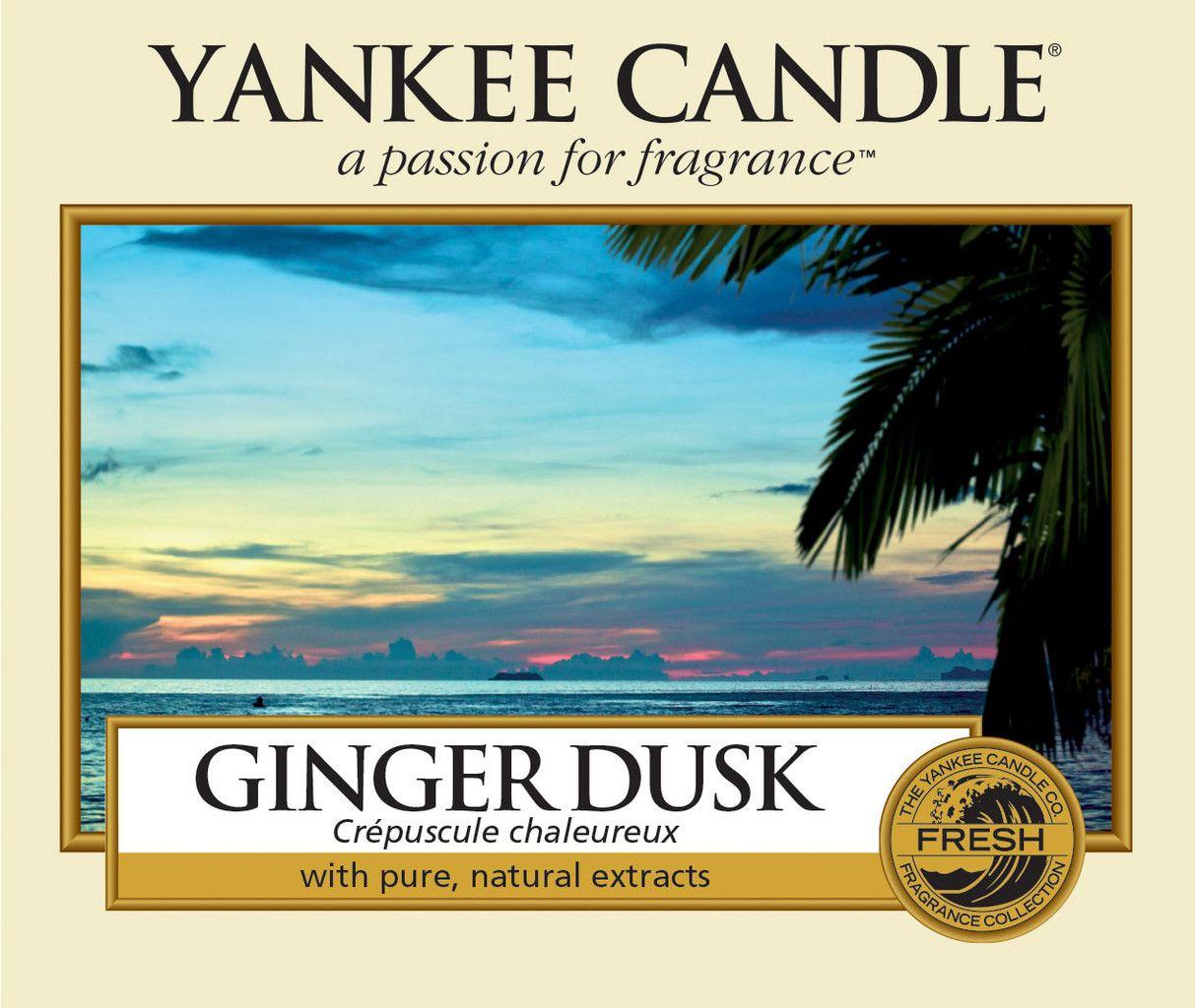 Ginger Dusk - Yankee Candle