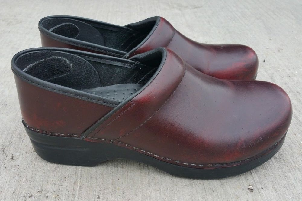 Clothing, Shoes & Accessories Dansko Professional 41 Cool In Summer And Warm In Winter