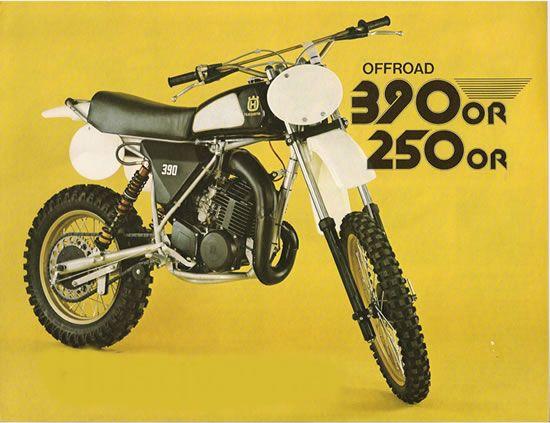 Design Vintage Motocross Motocross Bikes Bike