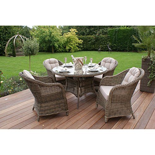 furniture dorset rattan garden furniture 4 seater