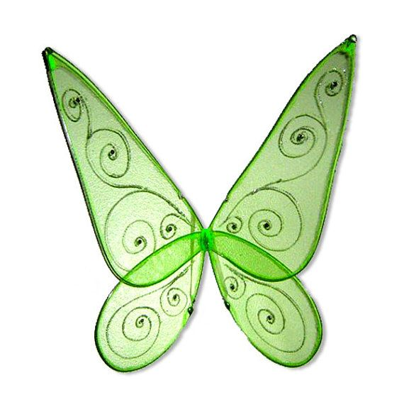 Tinkerbell Style Faerie Wings In Childrens Size Etsy Tinkerbell Wings Fairy Wings Tinkerbell