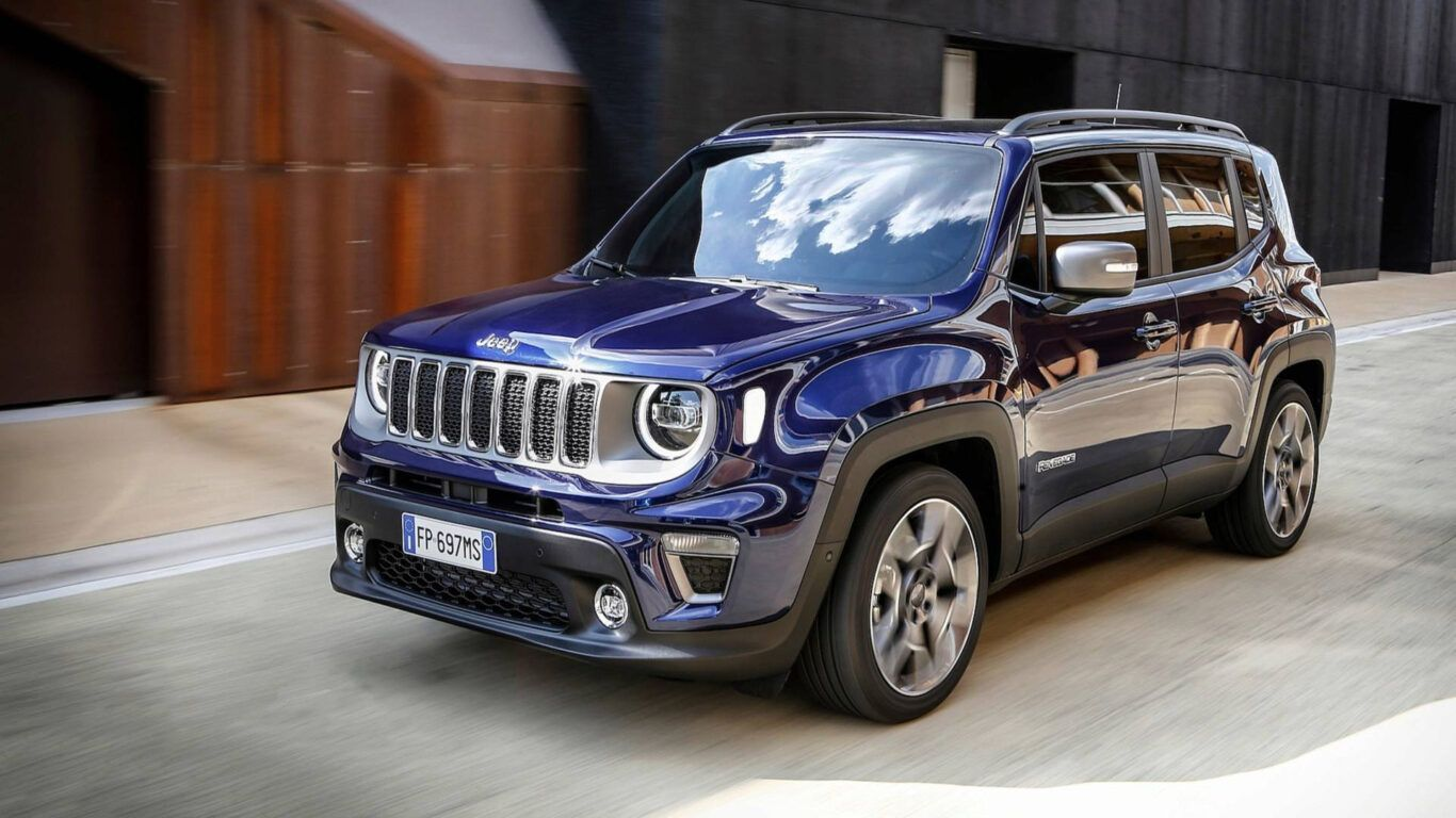 2021 Jeep Renegade Review Price Design Release Date Photos