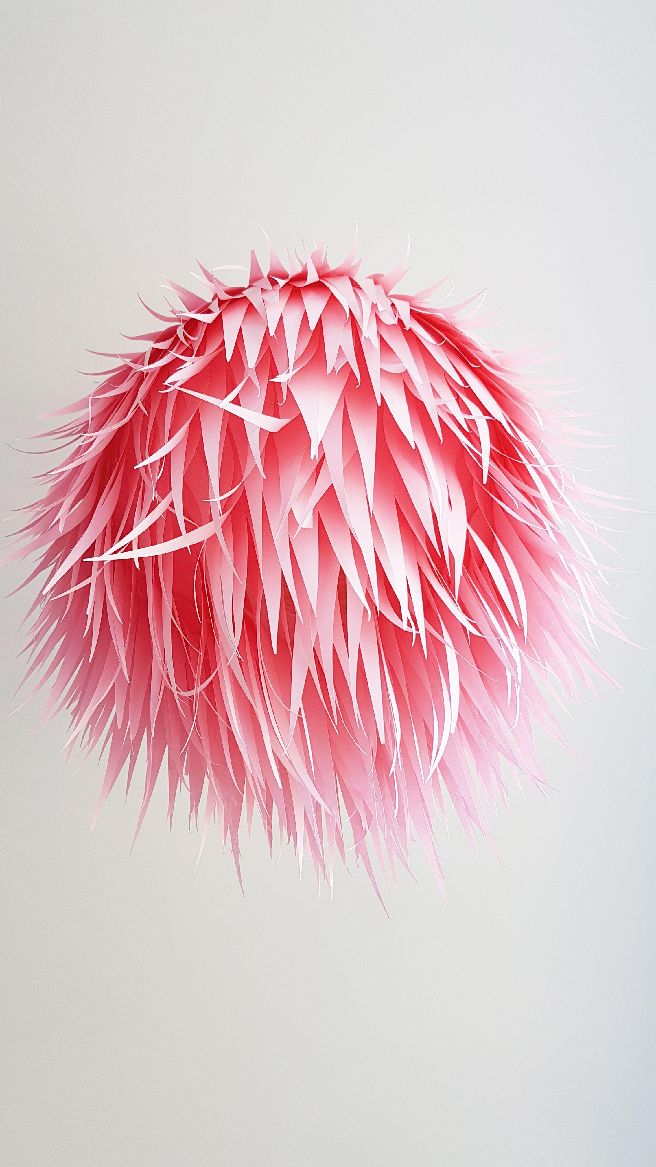 Roze Sprietenlamp Rozen