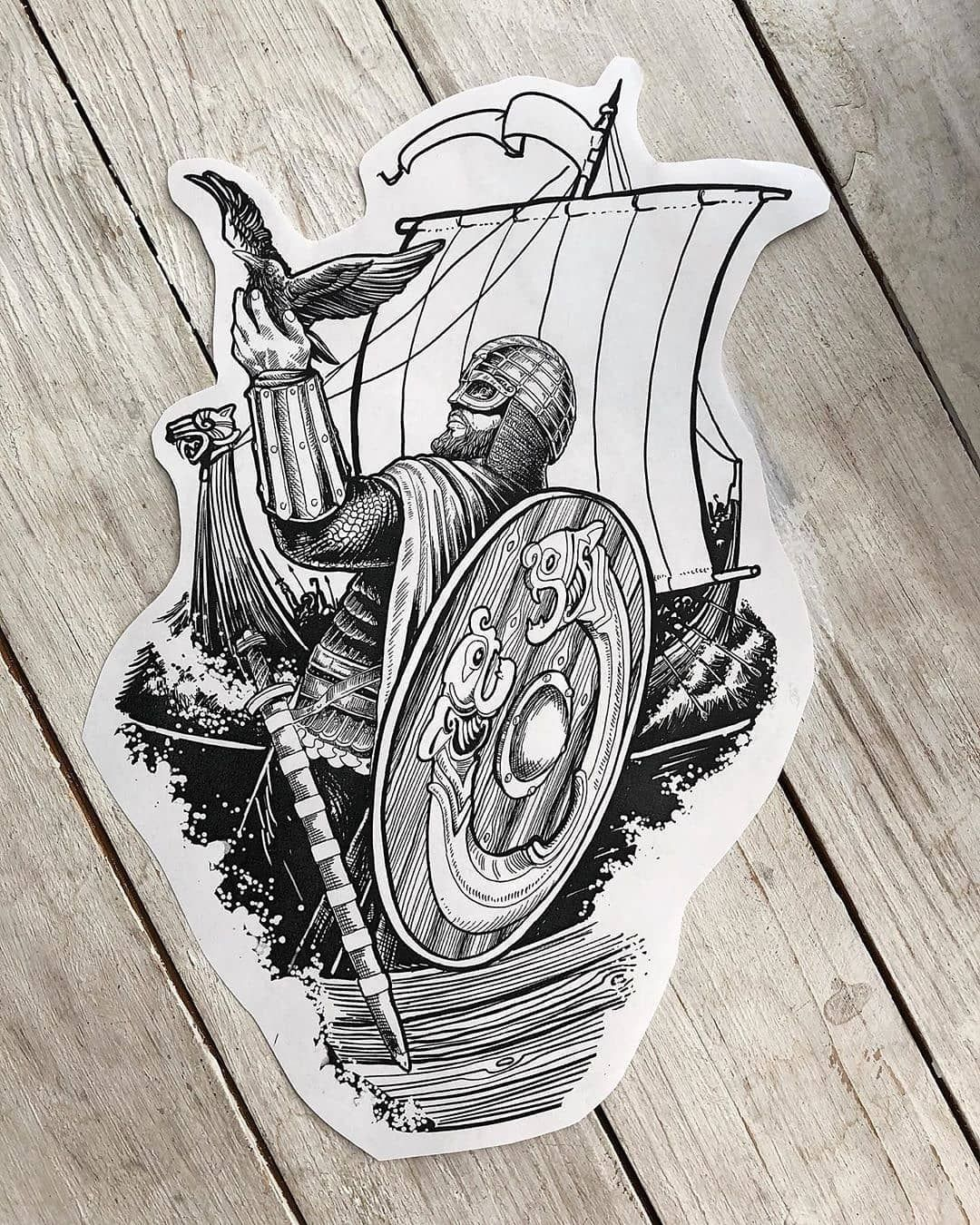 Art by👉 trn_tattoo New sketch 🖊 Free for tattooing