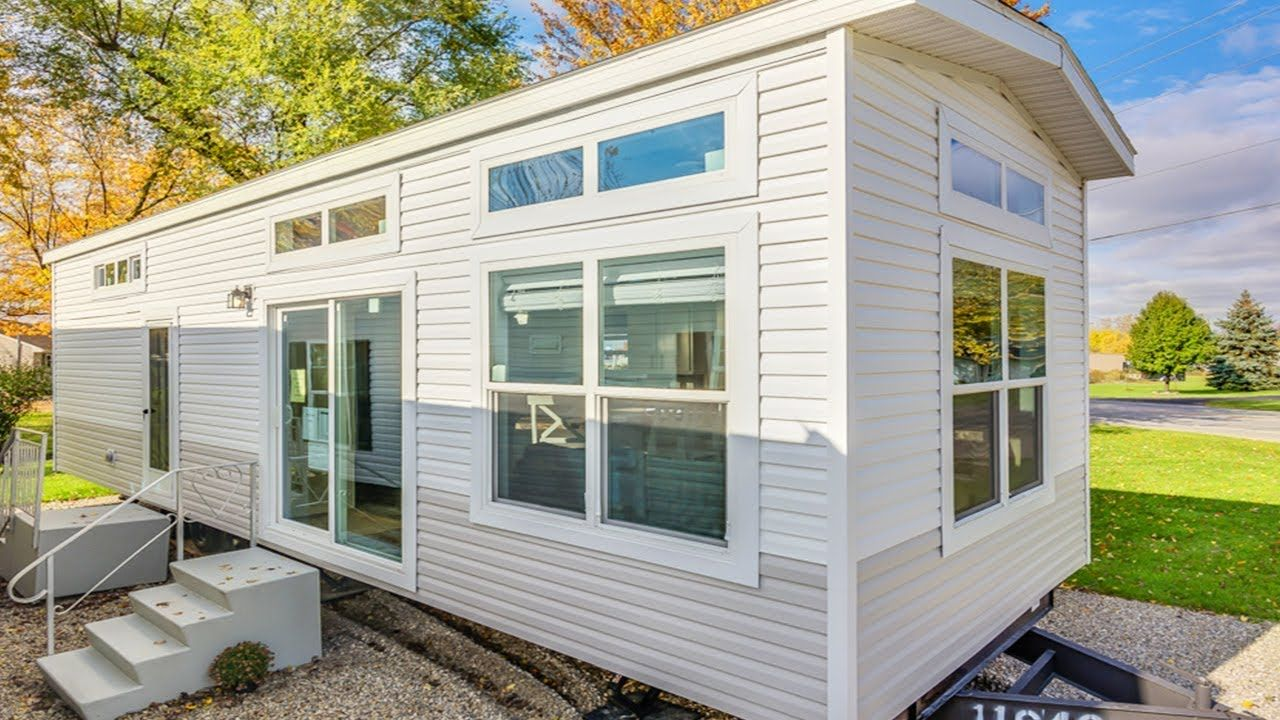 Absolutely Beautiful Park Model Tiny House Has 1 Bed 1 Bath For Sale Stacaravan