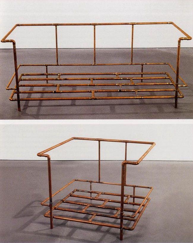 Perfect Jorge Pardo, Le Corbusier Sofa And Le Corbusier Chair, Jorge Pardo