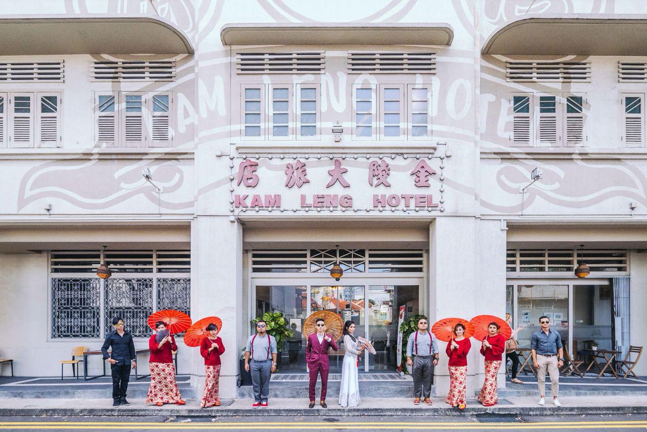 Shanghai Gangster Wedding Photoshoot | Shanghai x Gangster Wedding ...