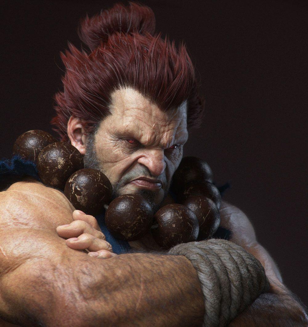 Downgraf Inspiration For Designers Graphic Design Inspiration Source Akuma Street Fighter Street Fighter Characters Street Fighter Art