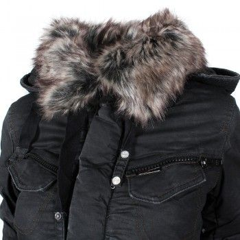 Khujo damen jacke chantal