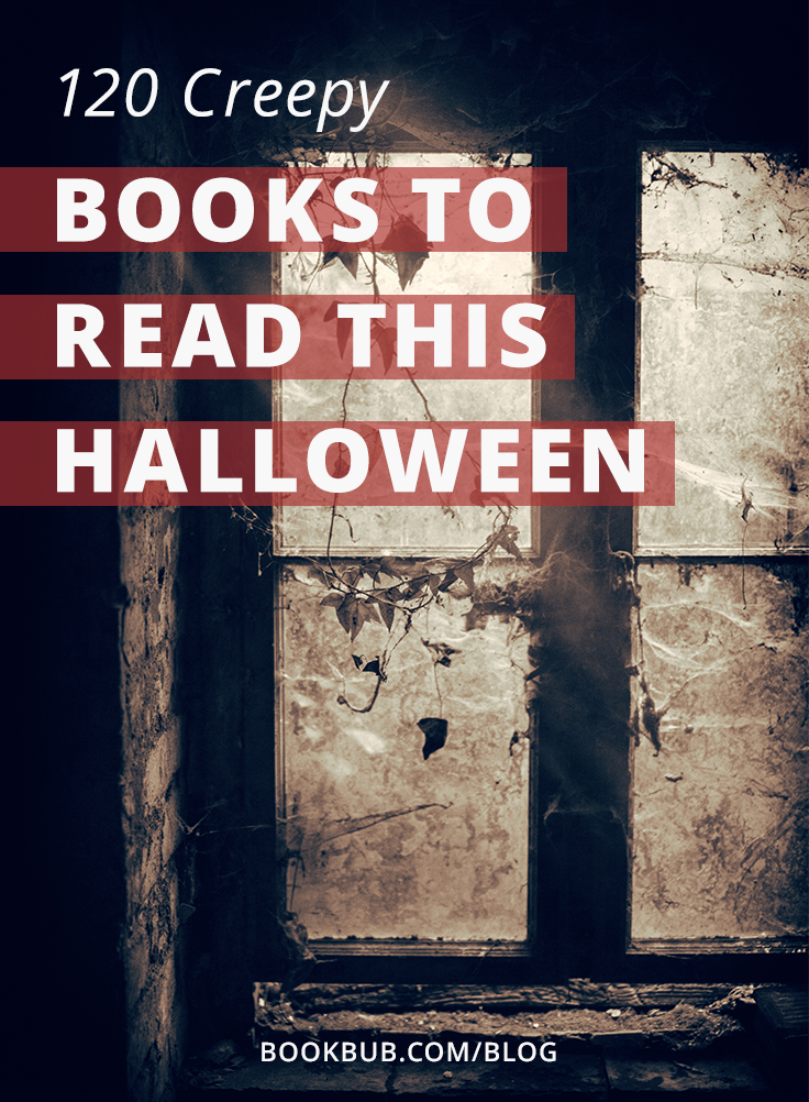 120 Books to Read for Halloween | New on the BookBub Blog